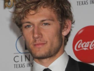 Alex Pettyfer - ShoWest 2010 - Day 4 - Final Night Talent Awards