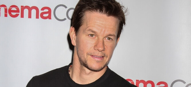 Mark Wahlberg - CinemaCon 2014 - Off and Running: Opening Night Studio Presentation from Paramount Pictures thumb