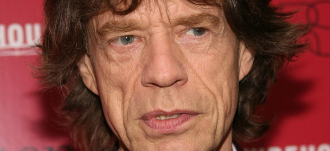 "Mick Jagger - The Cinema Society and Nars Host a Screening of ""The Women"" thumb"