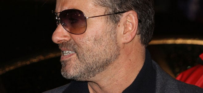 "George Michael - ""Sleuth"" London Premiere - Arrivals"