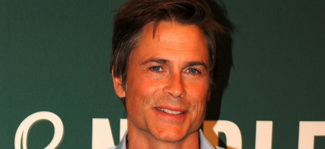 "Rob Lowe - Rob Lowe ""Lies I Only Tell My Friends"" Book Signing at Barnes & Noble in Los Angeles on April 29, 2011 - Barnes & Noble"