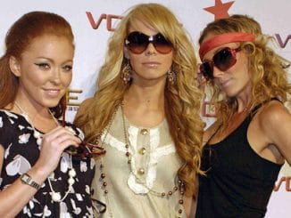 Atomic Kitten - Vogue Eyewear Party at the Rural Tourism Atzaro in Ibiza