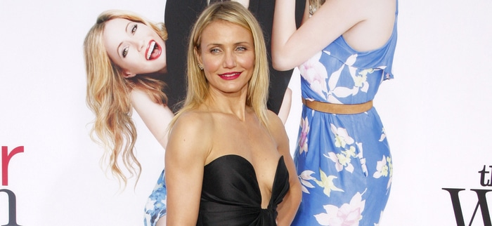 "Cameron Diaz - ""The Other Woman"" Los Angeles Premiere thumb"