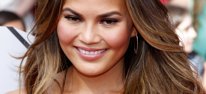 Chrissy Teigen - 2014 MTV Movie Awards