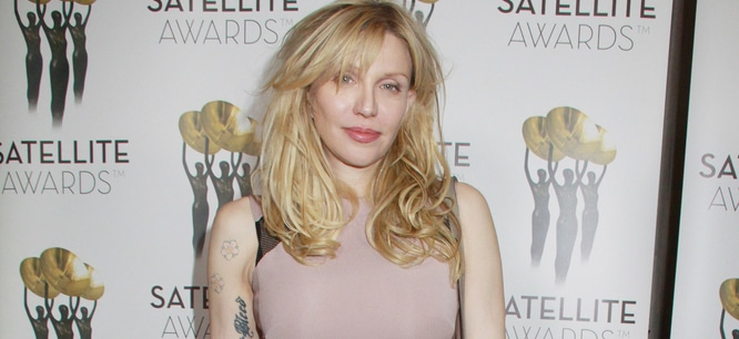 "Courtney Love wird Teil von ""Empire"" - TV News"