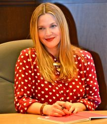 "Drew Barrymore ""Find It In Everything"" Book Signing"
