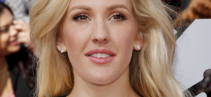 Ellie Goulding - 2014 MTV Movie Awards thumb12