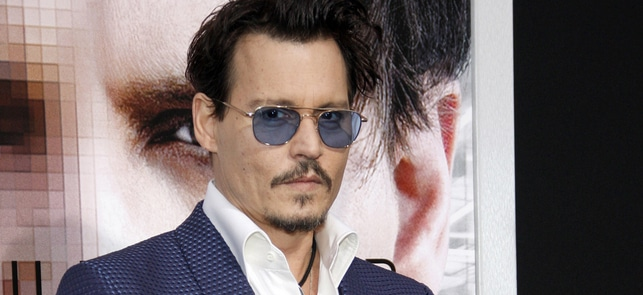 "Johnny Depp - ""Transcendence"" Los Angeles Premiere thumb"