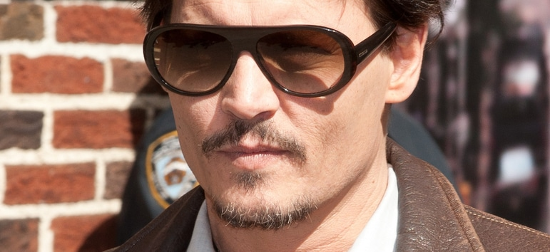"Johnny Depp - ""Late Show with David Letterman"" thumb"