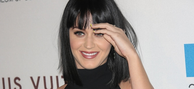 Katy Perry - MOCA's 35th Anniversary Gala Presented by Louis Vuitton - Arrivals