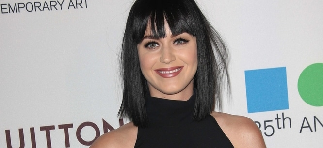 Katy Perry - MOCA's 35th Anniversary Gala Presented by Louis Vuitton thumb