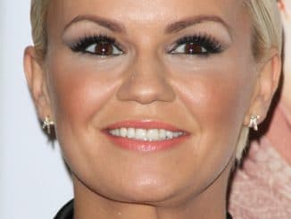 "Kerry Katona ""Still Standing"" Autobiography Book Signing at Century Club in London on November 22, 2012 - Century Club"