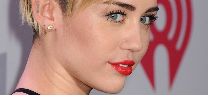 Miley Cyrus. KIIS FM's Jingle Ball 2013
