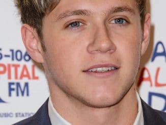 Niall Horan attends Capital Rocks Fundraiser