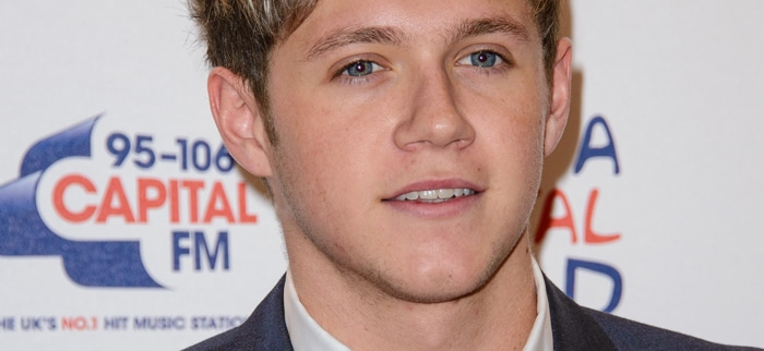 Niall Horan attends Capital Rocks Fundraiser
