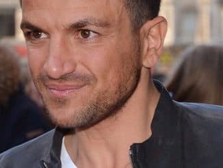 "Peter Andre - ""Mr. Peabody & Sherman"" UK VIP Gala Screening - Arrivals"