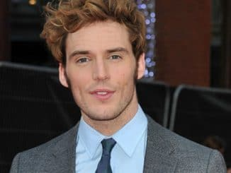 "Sam Claflin - ""The Quiet Ones"" World Premiere thumb"