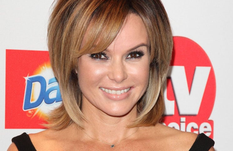 Amanda Holden - TV Choice Awards 2013 thumb