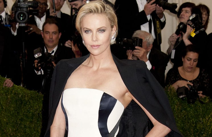 "Charlize Theron - ""Charles James: Beyond Fashion"" Costume Institute Gala - Arrivals"