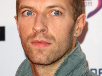 Chris Martin arriving at the MTV Europe Music Awards