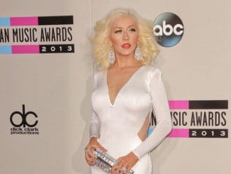 Christina Aguilera - 41st Annual American Music Awards - Arrivals