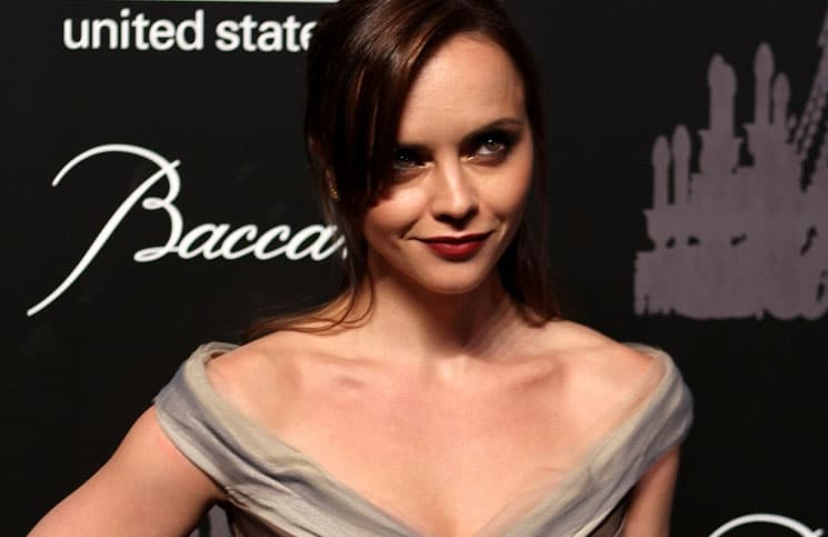 Christina Ricci - 9th Annual UNICEF Snowflake Ball thumb