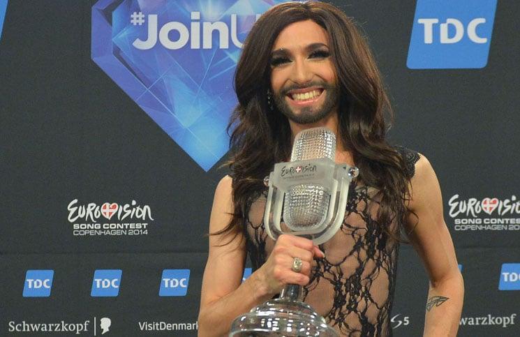 Conchita Wurst gewinnt den Eurovision Song Contest 2014