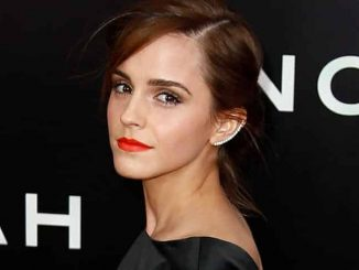"Emma Watson - ""Noah"" New York City Premiere - Arrivals"