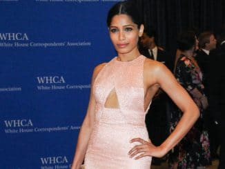 Freida Pinto - 100th Annual White House Correspondents' Association Dinner