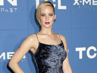"Jennifer Lawrence - ""X-Men: Days of Future Past"" World Premiere"