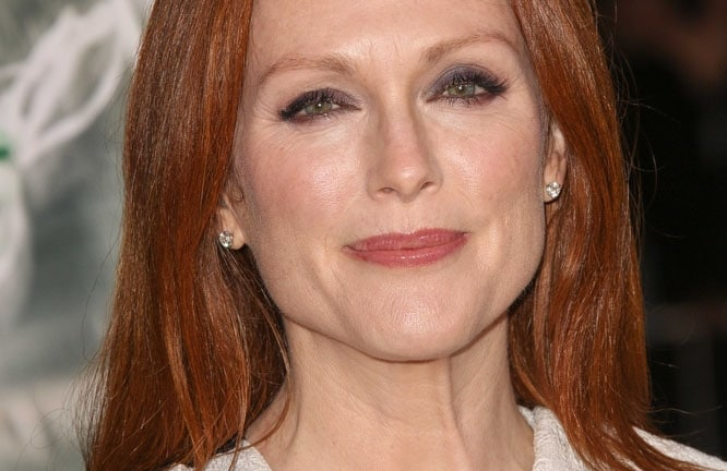 "Julianne Moore - ""Non-Stop"" Los Angeles Premiere"