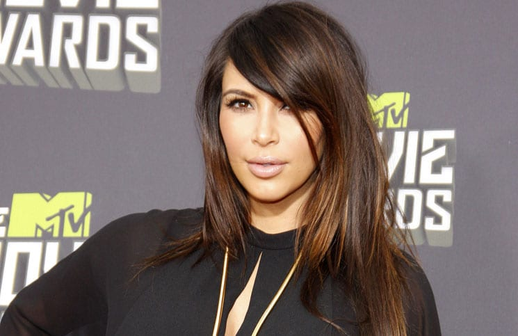 Kim Kardashian - 2013 MTV Movie Awards