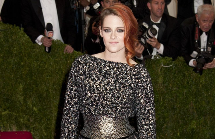 "Kristen Stewart - ""Charles James: Beyond Fashion"" Costume Institute Gala - Arrivals - Metropolitan Museum of Art"