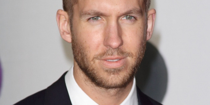 Calvin Harris - Novello Awards 2013