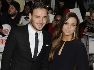 "Liam Payne and Sophia Smith - ""The Class of 92"" World Premiere"