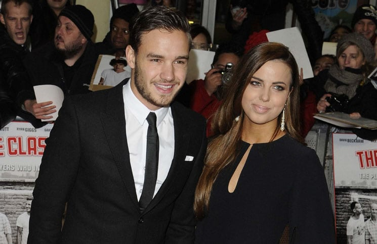 """Liam Payne and Sophia Smith - """"The Class of 92"""" World Premiere"""