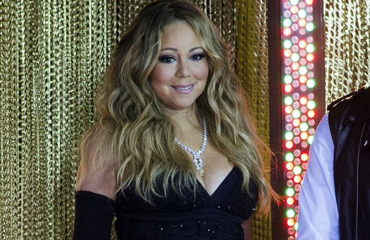 Mariah Carey in Concert - thumb