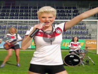 Melanie Mueller WM Song 2014