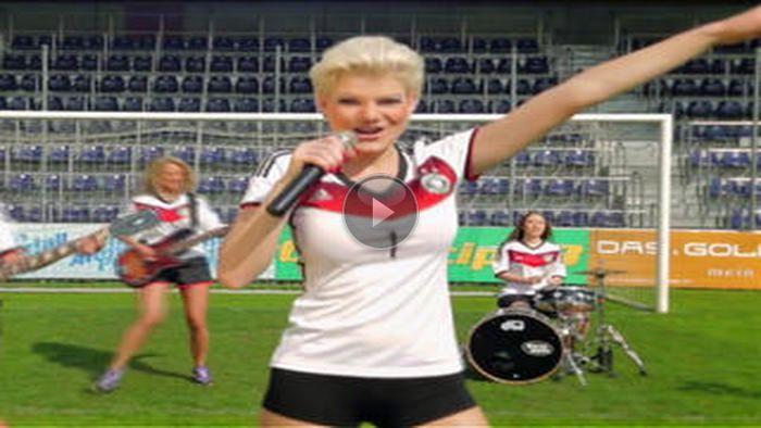 Melanie Müller: Durchbruch mit WM-Song? - Musik News