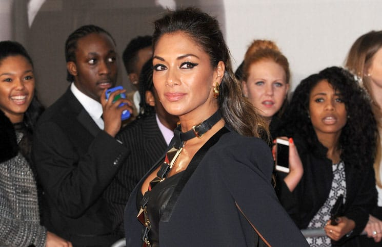 Nicole Scherzinger - BRIT Awards 2014 - thumb