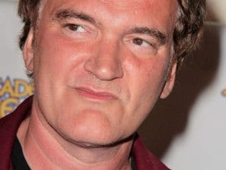 Quentin Tarantino - 39th Annual Saturn Awards