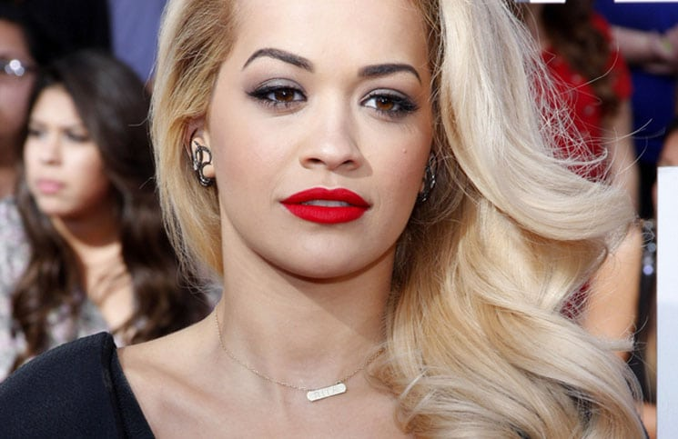 Rita Ora - 2014 MTV Movie Awards