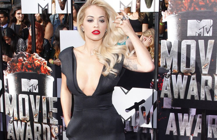 Rita Ora - 2014 MTV Movie Awards thumb