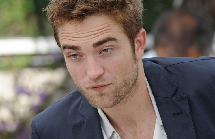 Robert Pattinson at Cannes Film Festival