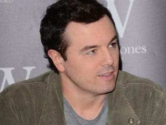 "Seth MacFarlane ""A Million Ways to Die in the West"" Book Signing at Waterstones in London thumb"