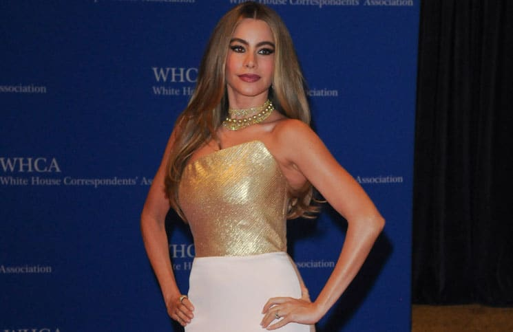 Sofia Vergara - 100th Annual White House Correspondents' Association Dinner