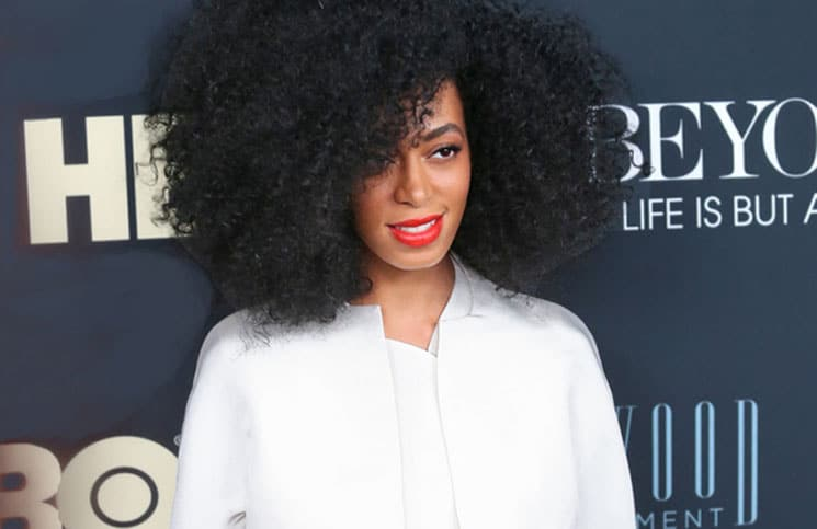 "Solange Knowles - ""Beyonce: Life is But a Dream"" HBO New York City Premiere -Arrivals - The Ziegfeld Theatre thumb"