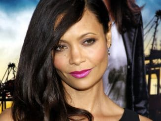 "Thandie Newton - ""Rogue"" Los Angeles Premiere thumb"