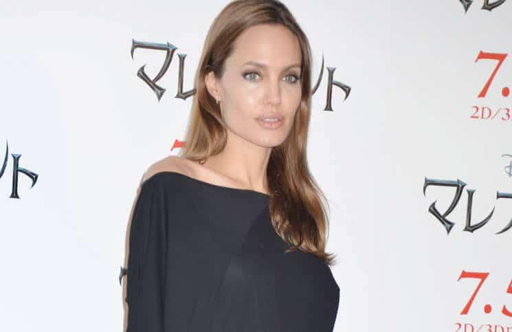 Angelina Jolie und Brad Pitt: Liebe um der Kinder willen? - Promi Klatsch und Tratsch