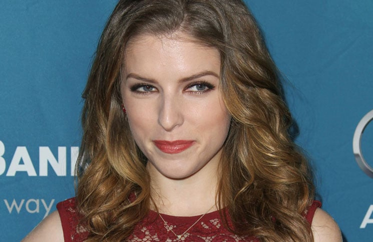 Anna Kendrick - 12th Annual Backstage at the Geffen Honoring Steve Martin and Alan Horn